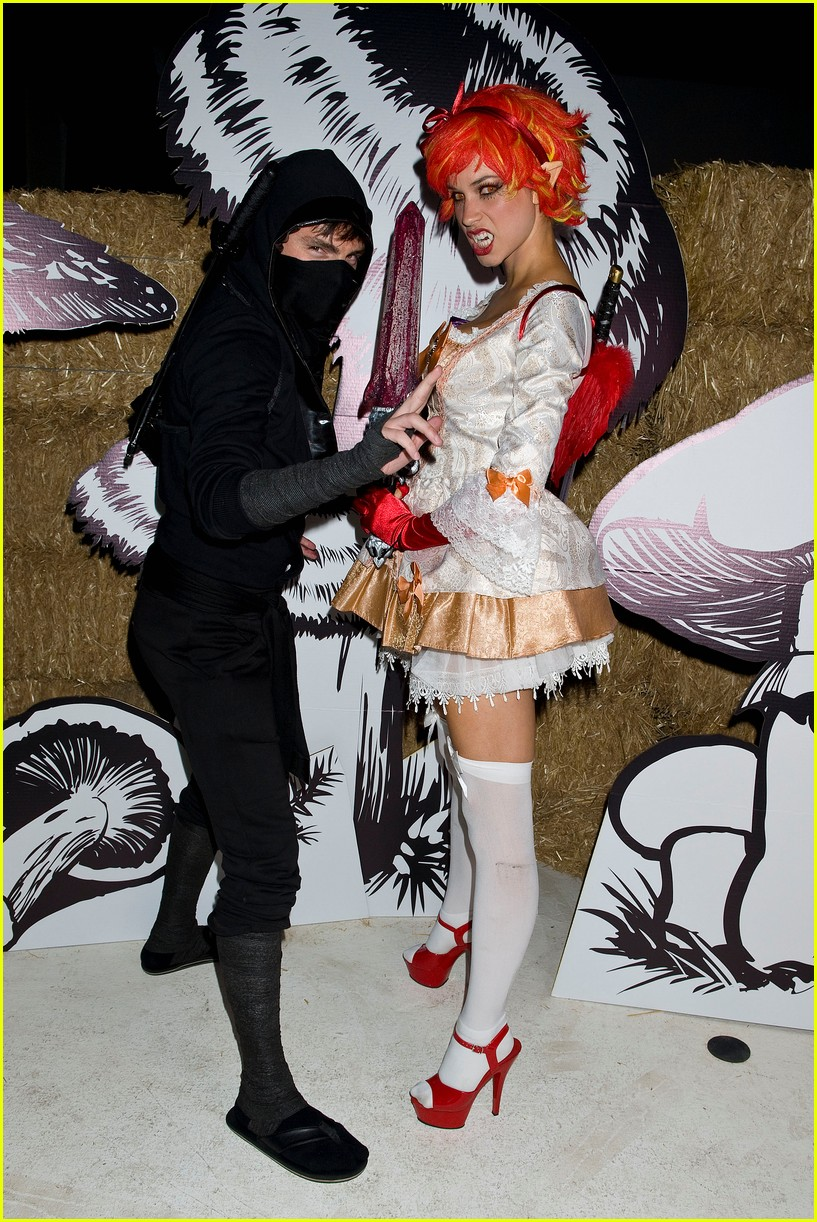 just jared halloween party 2012 353966842