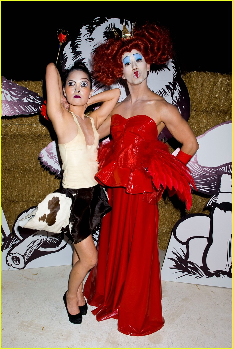 just jared halloween party 2012 413966848