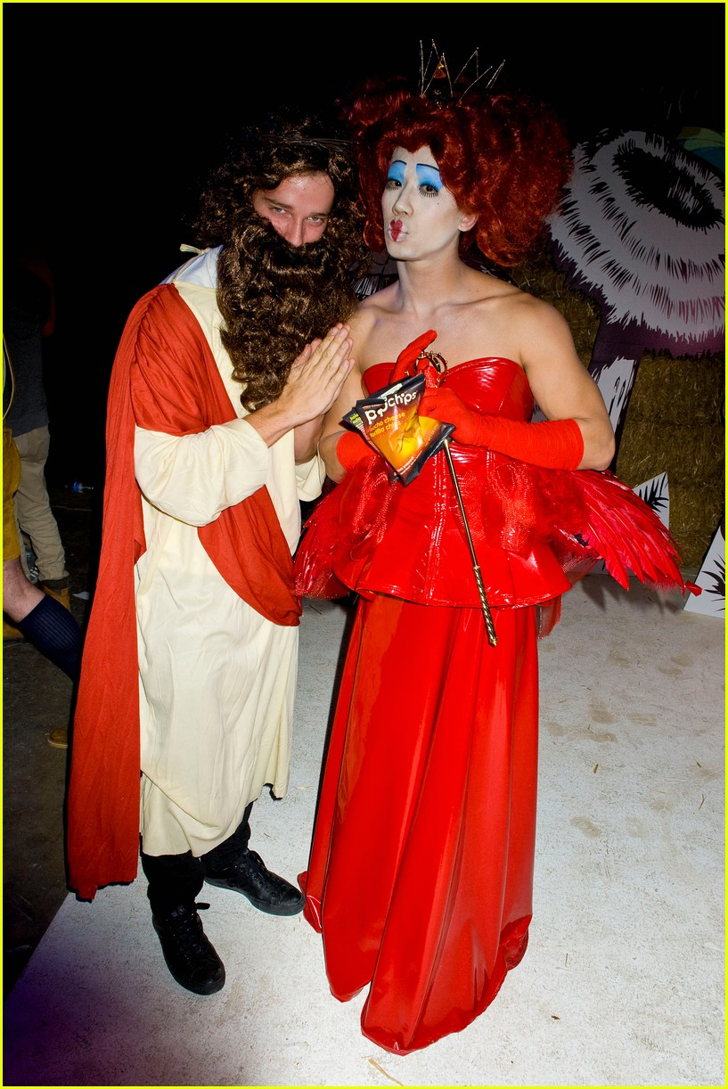 just jared halloween party 2012 523966859