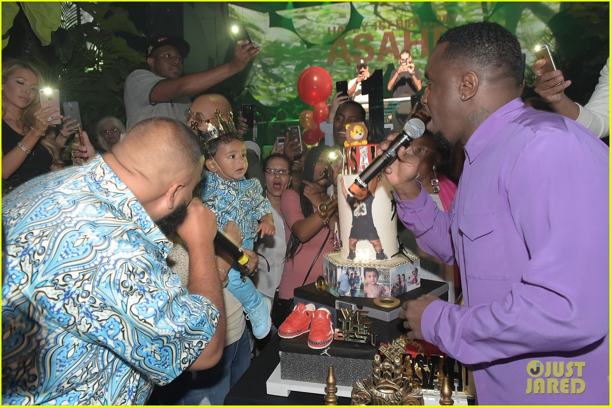 dj khaled celebrates son asahd first birthday with epic party 043976094