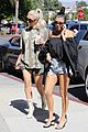 kim kourtney kardashian go shopping for baby essentials 15