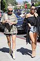kim kourtney kardashian go shopping for baby essentials 23