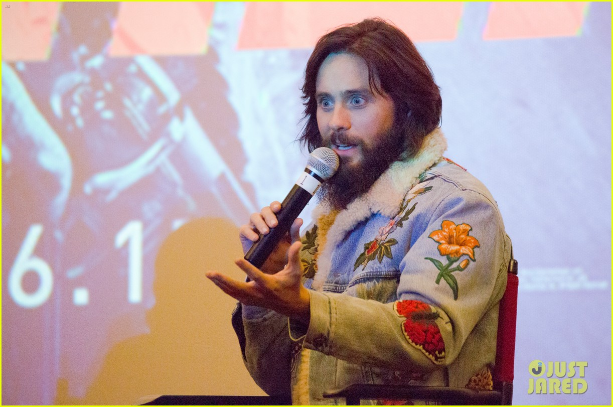 jared leto says hes never seen suicide squad i never did 01