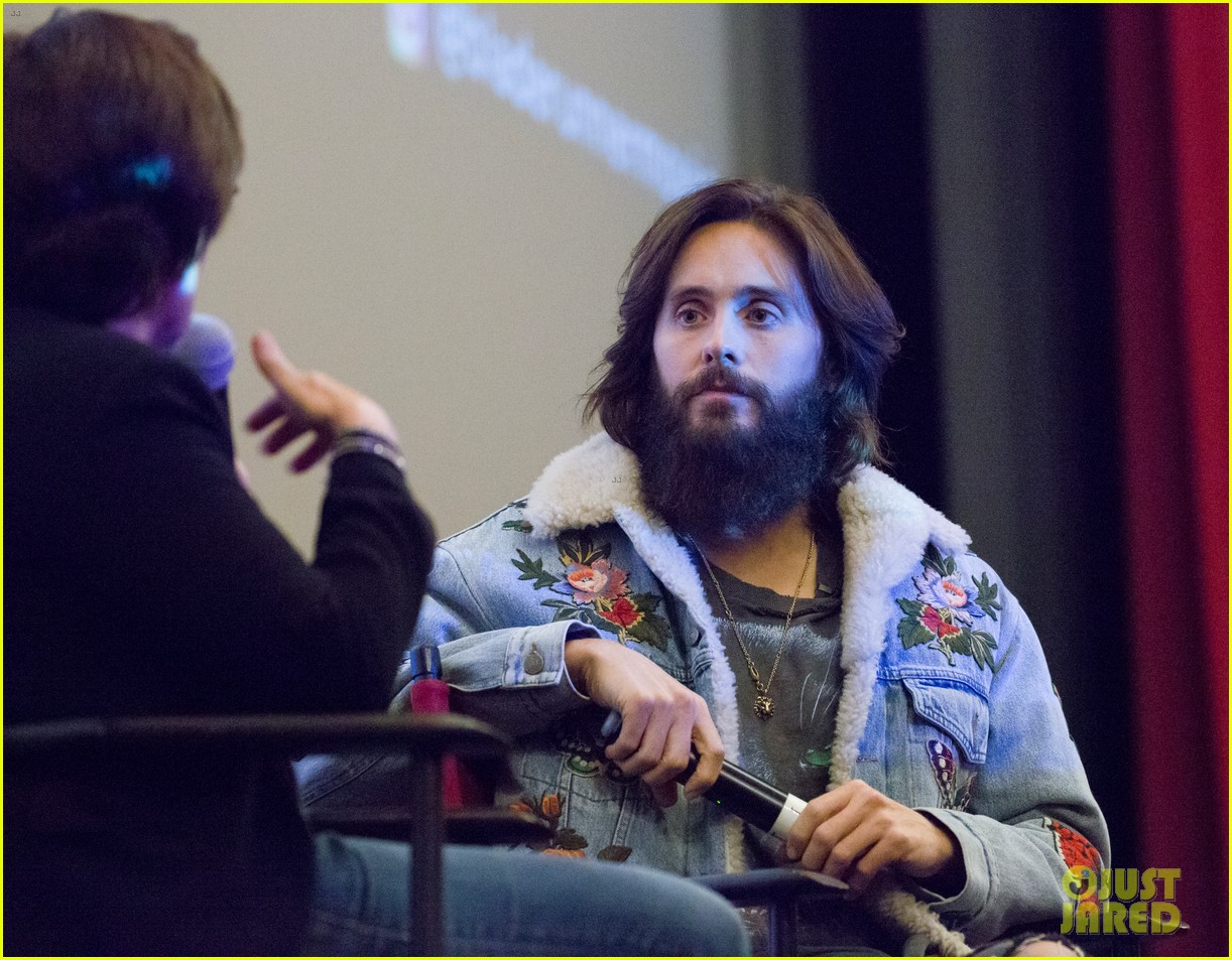 jared leto says hes never seen suicide squad i never did 09