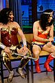 jonathan drew scott dress as wonder woman for halloween 02