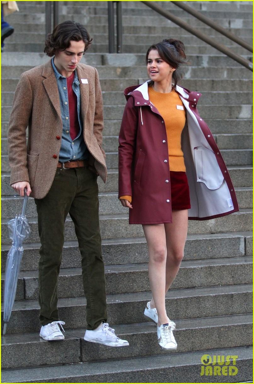 Selena Gomez & Timothee Chalamet Hit the Met While Filming ... Tom Cruise Dating