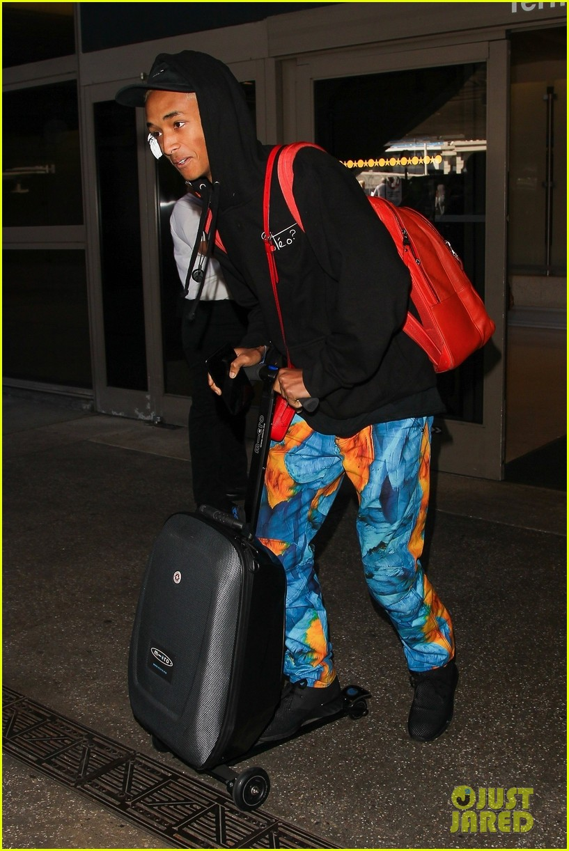 jaden smith scooters his way through paris and lax airports 023968215
