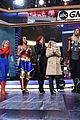 robin roberts michael strahanon gma hosts turn into superheroes for halloween 03
