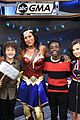 robin roberts michael strahanon gma hosts turn into superheroes for halloween 06