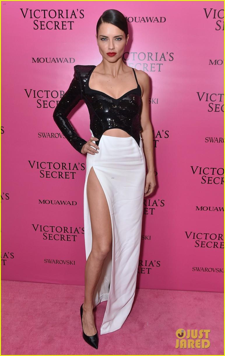 lily aldridge adriana lima candice swanepoel victorias secret fashion show after party 133990820