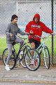 justin bieber selena gomez bike ride together 51