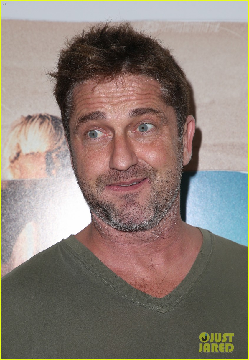 gerard butler joel kinnaman step out to support bunker77 doc premiere 073981169