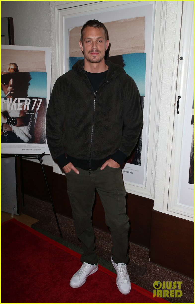 gerard butler joel kinnaman step out to support bunker77 doc premiere 283981190