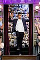 novak djokovic plays target practice with james corden on late late show 02