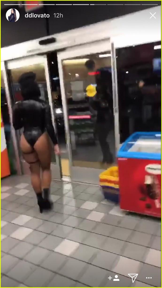 Demi lovato sexy police 4 - 1 part 5