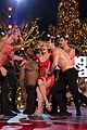 dancing with the stars men go shirtless sexy santas 01