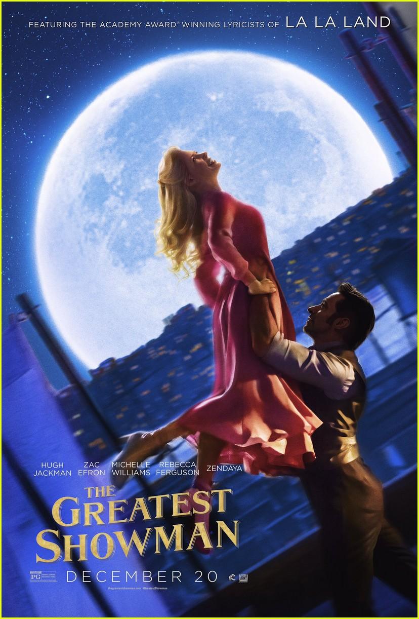 zac efron zendaya greatest showman posters 043983316