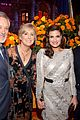 jonathan groff idina menzel join coco cast at marigold carpet premiere 03