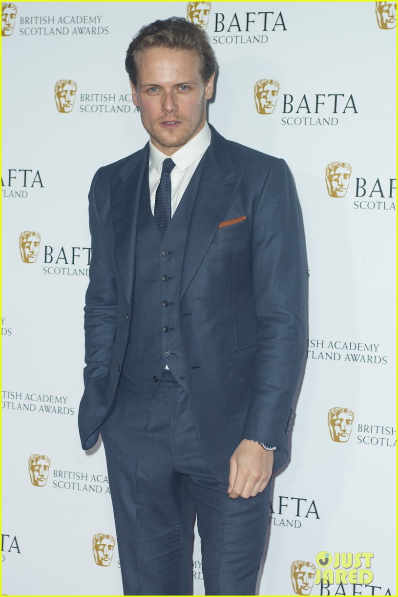 sam heughan caitriona balfe british academy scotland awards 02