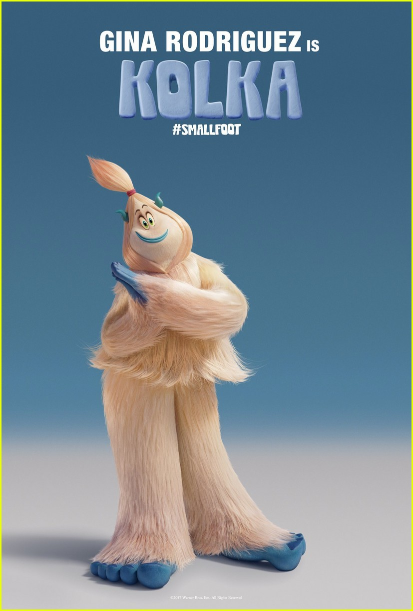 channing tatum smallfoot movie character posters 033991487