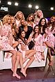 victorias secret angels prep in hair makeup for shanghai show 03