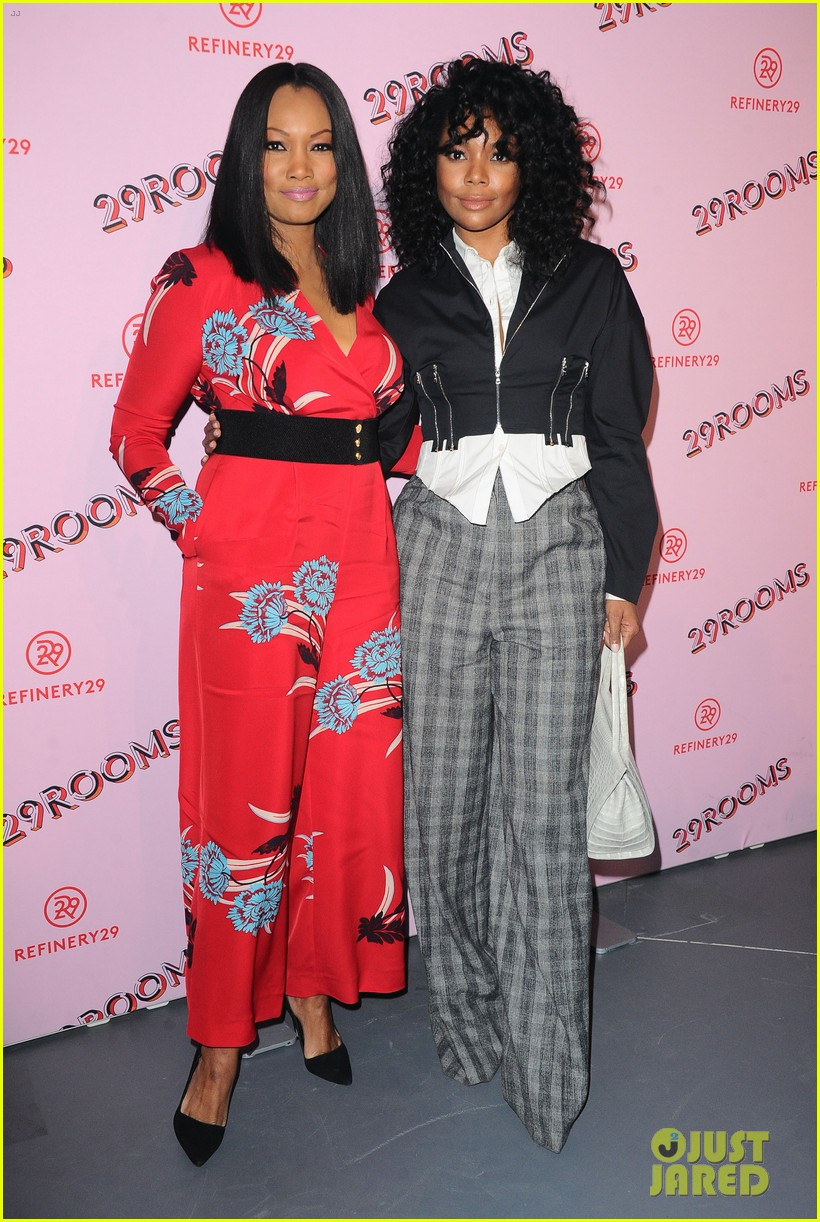demi lovato margot robbie janelle monae more step out for refinery29 29rooms l a 053998180