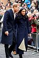 prince harry fiancee meghan markle step out first official royal public engagement together 06