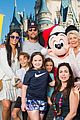 matthew mcconaughey and camila alves bring their kids to walt disney world 02