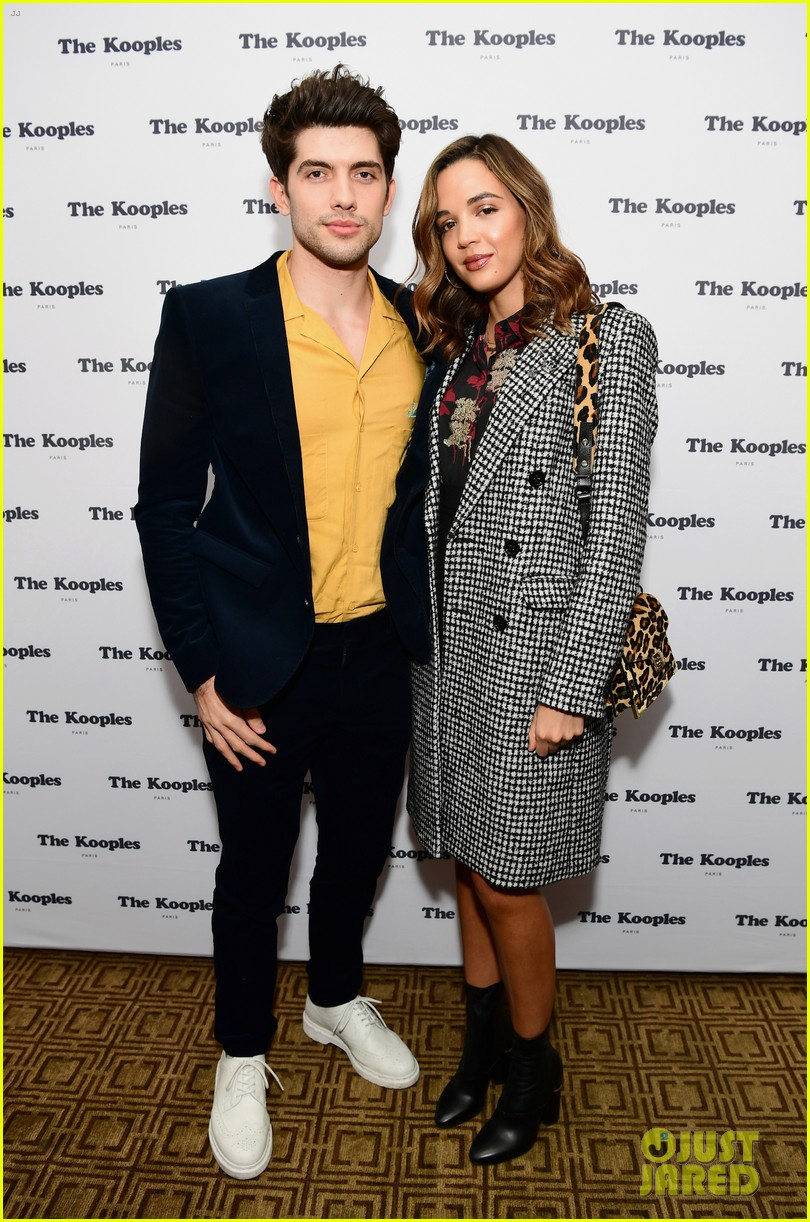 emily ratajkowski gets support from scott eastwood more at the kooples 023997215