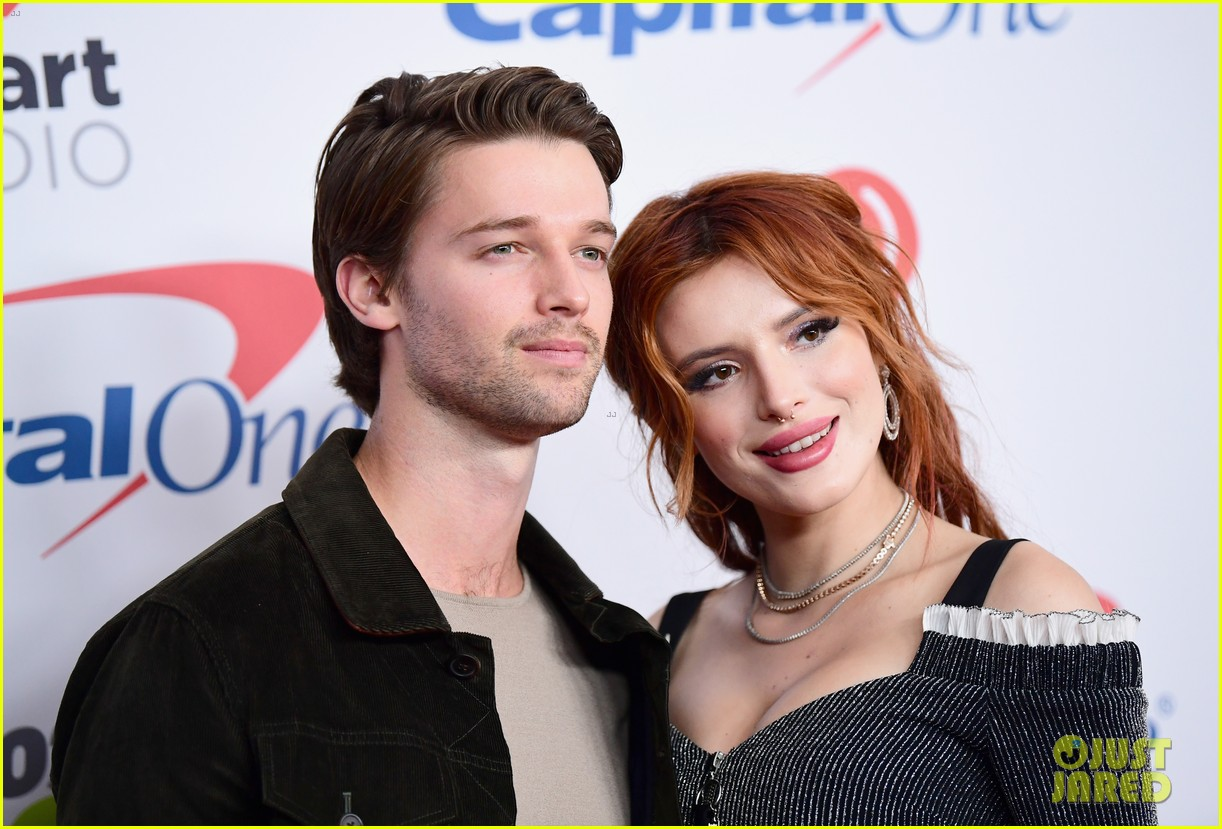 bella thorne charlie puth jingle ball la 13