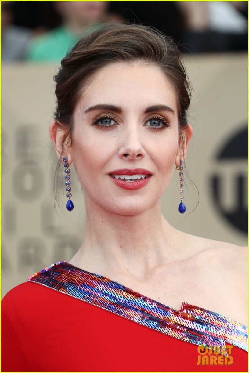 Full Sized Photo of alison brie speaks out james franco ... James Franco
