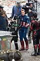 avengers set photos january 10 22