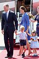 princess charlotte bosses prince george around 10