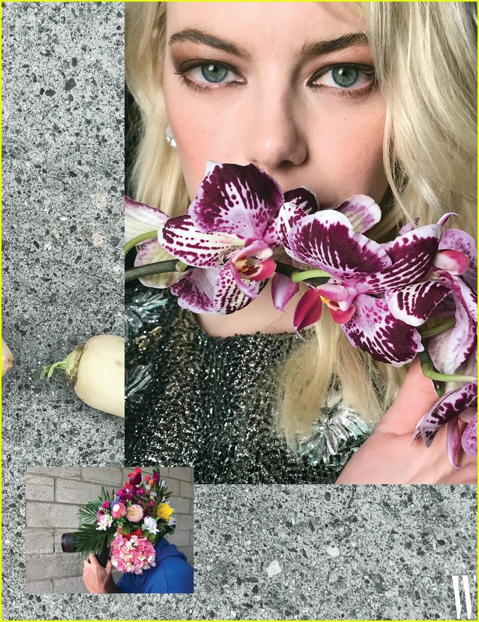 emma stone jennifer lawrence w magazine 034007380