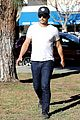 james franco lunches with jeff garlin 33