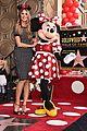 katy perry heidi klum minnie mouse walk of fame 18