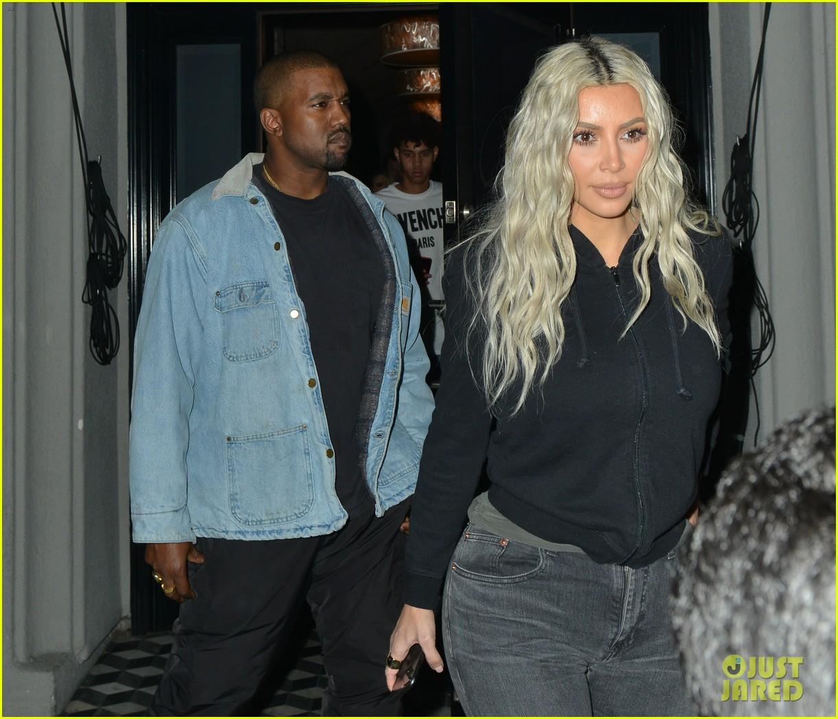 kim kardashian kanye west craigs dinner 11