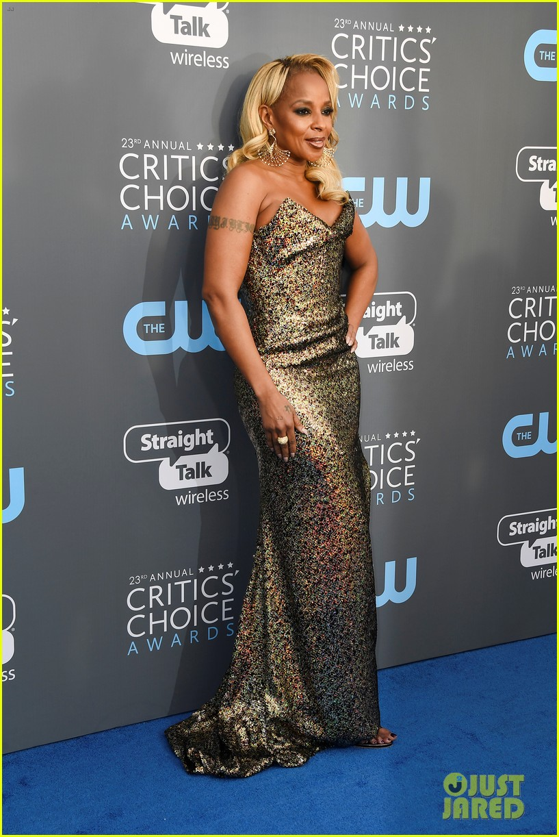 mary j blige critics choice 2018 03