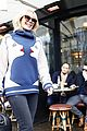 kylie minogue and melissa george get their fashion show fix in paris 26