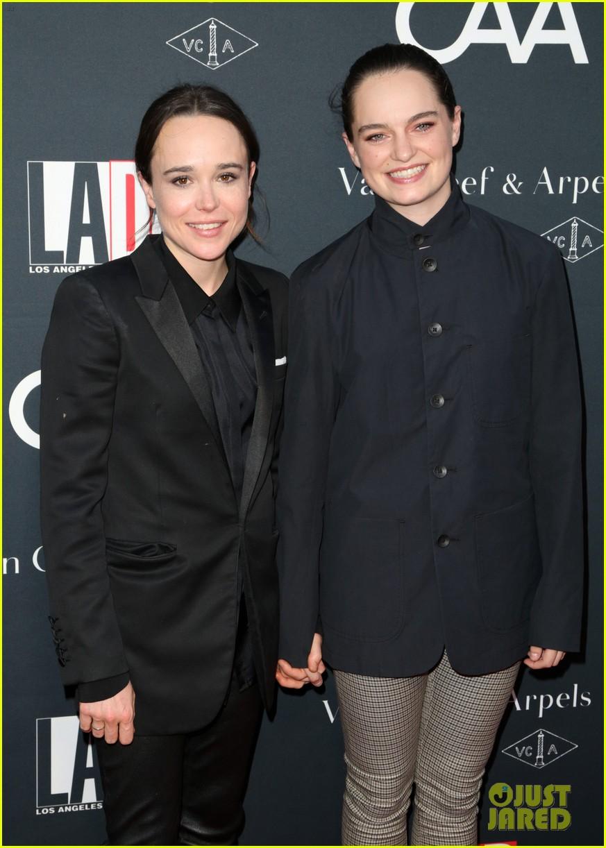 Full Sized Photo Of Ellen Page Emma Portner Married 06 Photo 4007081 Just Jared