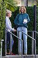 rosie huntington whiteley rocks sweats heels in miami 05