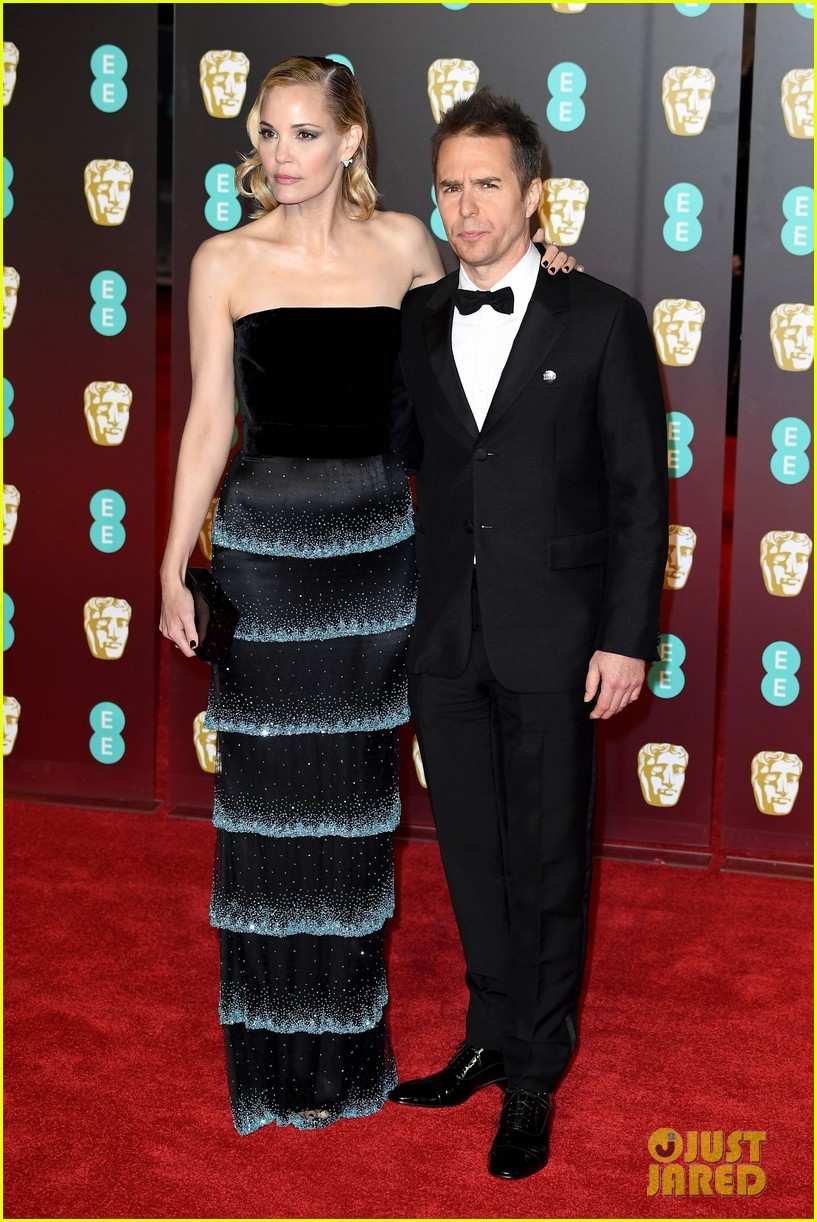 celebrities wearing black baftas 07