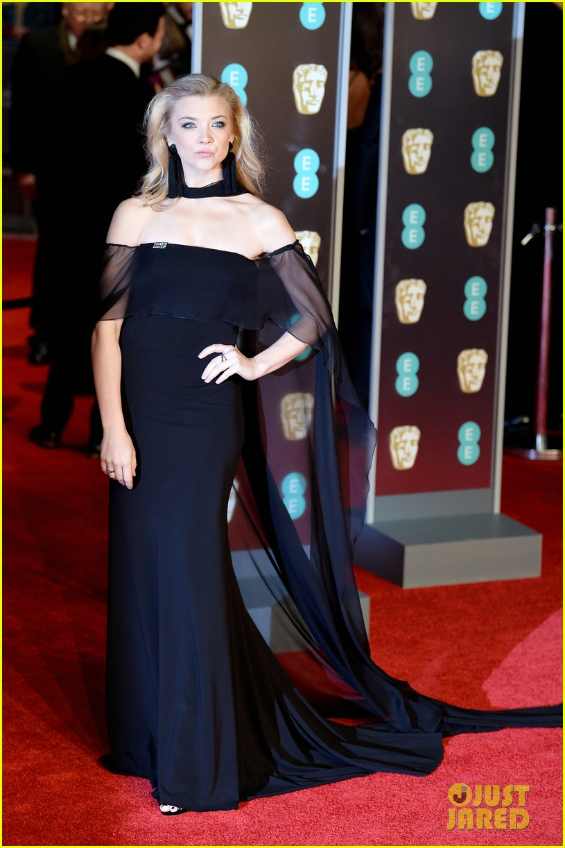 celebrities wearing black baftas 15
