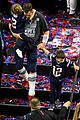 tom bradys kids celebrate last years super bowl 25