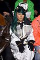 cardi b is glam in green at marc jacobs fashion show 36
