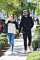 jamie dornan wife amelia warner kick off weekend with shopping 30