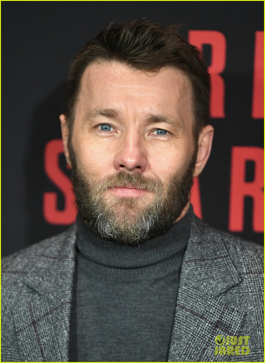 Full Sized Photo of joel edgerton red sparrow nyc premiere ...