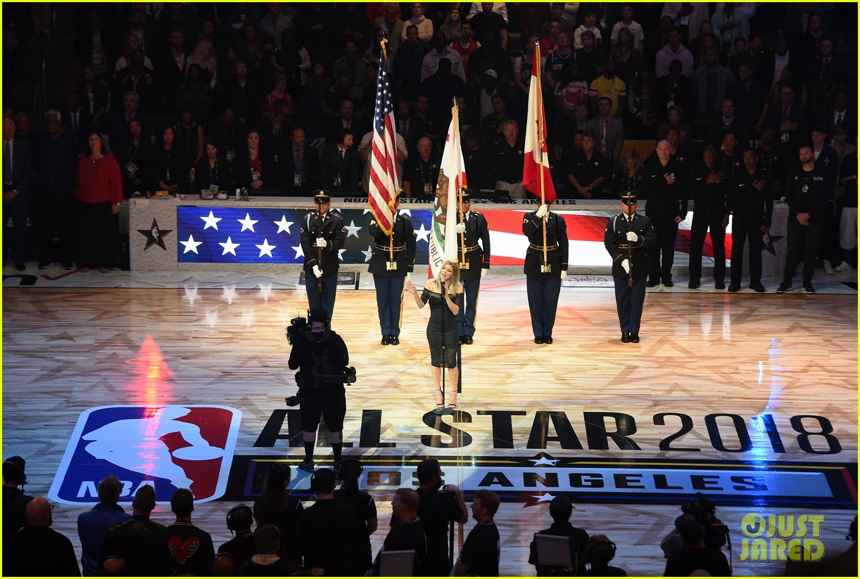 Image Result For Fergie National Anthem