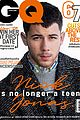 nick jonas flaunts his bulging biceps for gq thailand thanks dwayne johnson 01