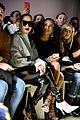 kelly rowland la la anthony buddy up at new york fashion week 13